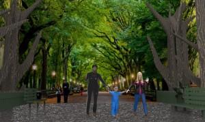 park scene.2